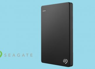Seagate Backup Plus Slim portable external hard drive review and specs