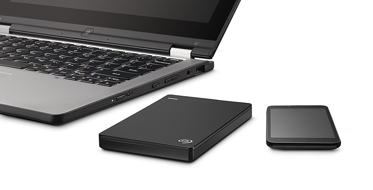 Seagate Backup Plus Slim portable hard drive review, features and user experiance