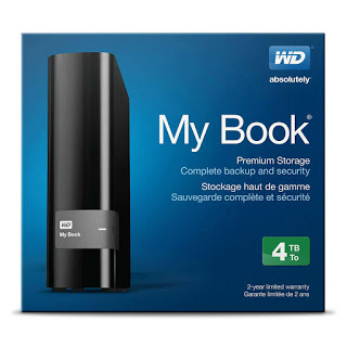 WD My Book Review