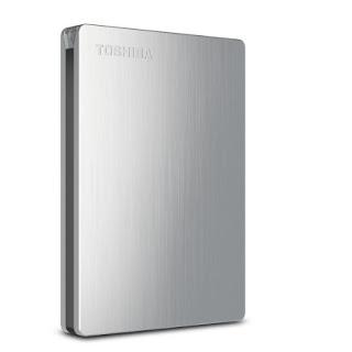 Toshiba Canvio Slim II Review