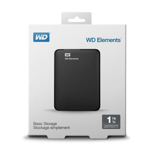WD Elements Review [2018]