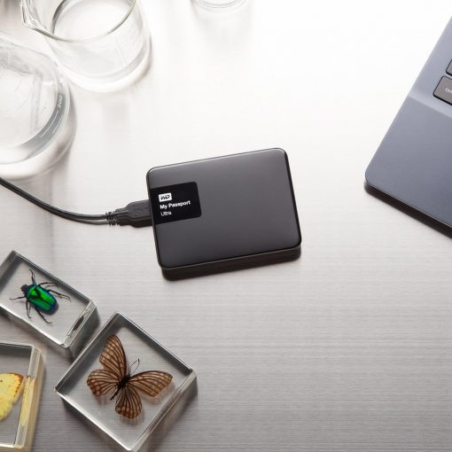 WD My Passport Ultra portable external hard drive review, user experiance