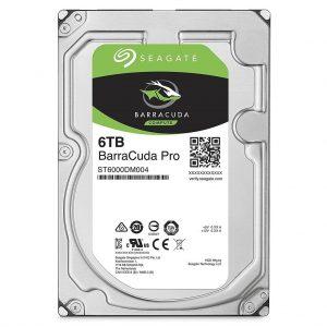 BarraCuda Pro 6 TB