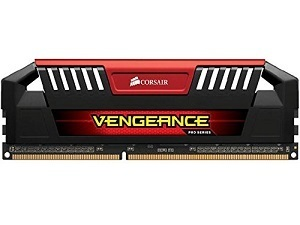 Corsair Vengeance Pro 16GB 2x8GB DDR3 2400MHz PC3 19200 Desktop, Red CMY16GX3M2A2400C11R review