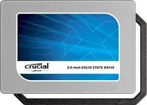 Crucial BX100 250GB SATA 2.5 Inch Internal Solid State Drive - CT250BX100SSD1 review