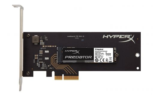 Kingston Hyper-X Praedator PCIe SSD review