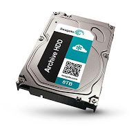 Seagate Archive 8 TB Internal Hard Drive
