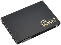 WD Black2 Dual Drive 2.5 120 GB SSD 1 TB HDD Kit (WD1001X06XDTL)