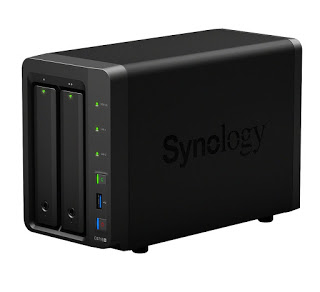 Synology: DiskStation DS716+ NAS