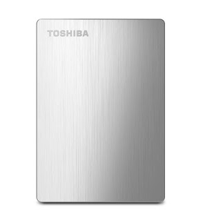 Toshiba Canvio Slim II Review
