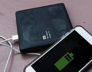 My Passport Wireless Pro