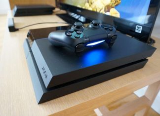 Playstation 4 Storage