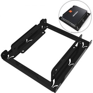 Sabrent 2.5 Inch to 3.5 Inch Internal Hard Disk Drive Mounting Kit