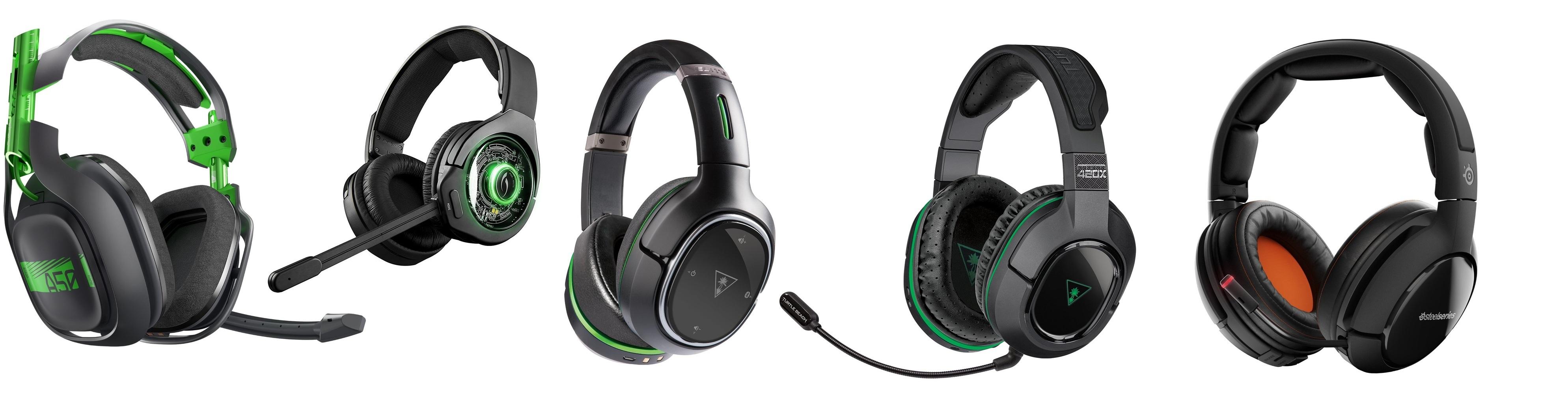 5 Best Xbox One Wireless Headsets [2018]