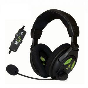 Turtle Beach X12 Xbox 360 top headset