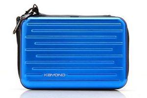 kayond-anti-shock-silver-aluminium external hard drive case