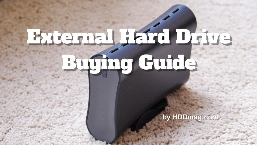 external hard drive buying guide
