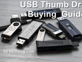 usb thumb drive buying guide