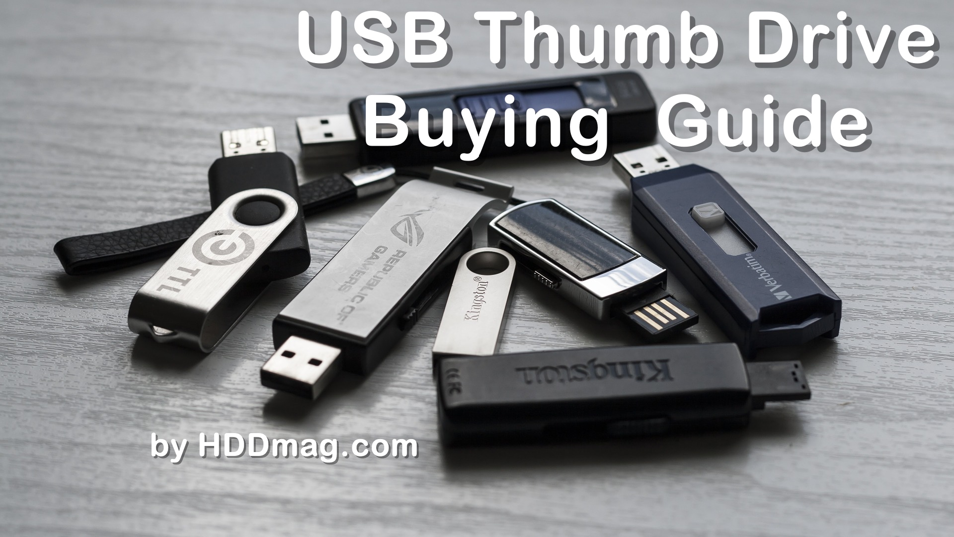 usb thumb drive buying guide