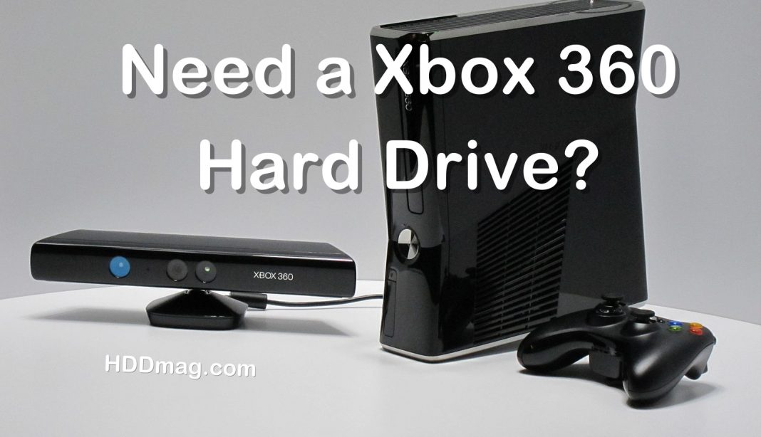 Best Xbox 360 Hard Drives (HDD) [2018]