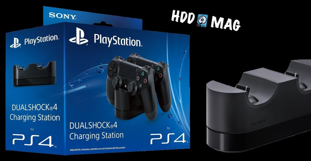 PS4 Dualshock 4 Charger Stand