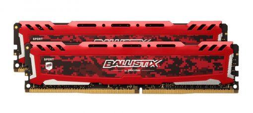 Ballistix DDR4
