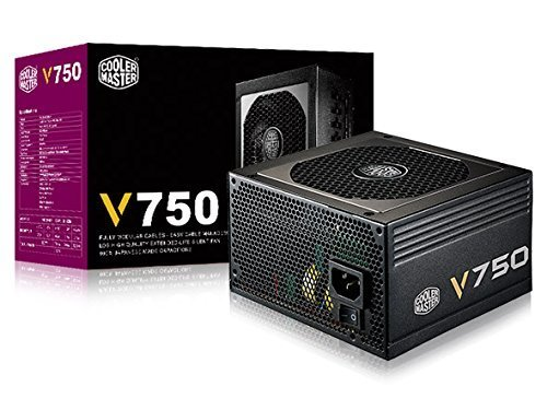 Cooler Master V750 - 750W Fully Modular Power Supply review