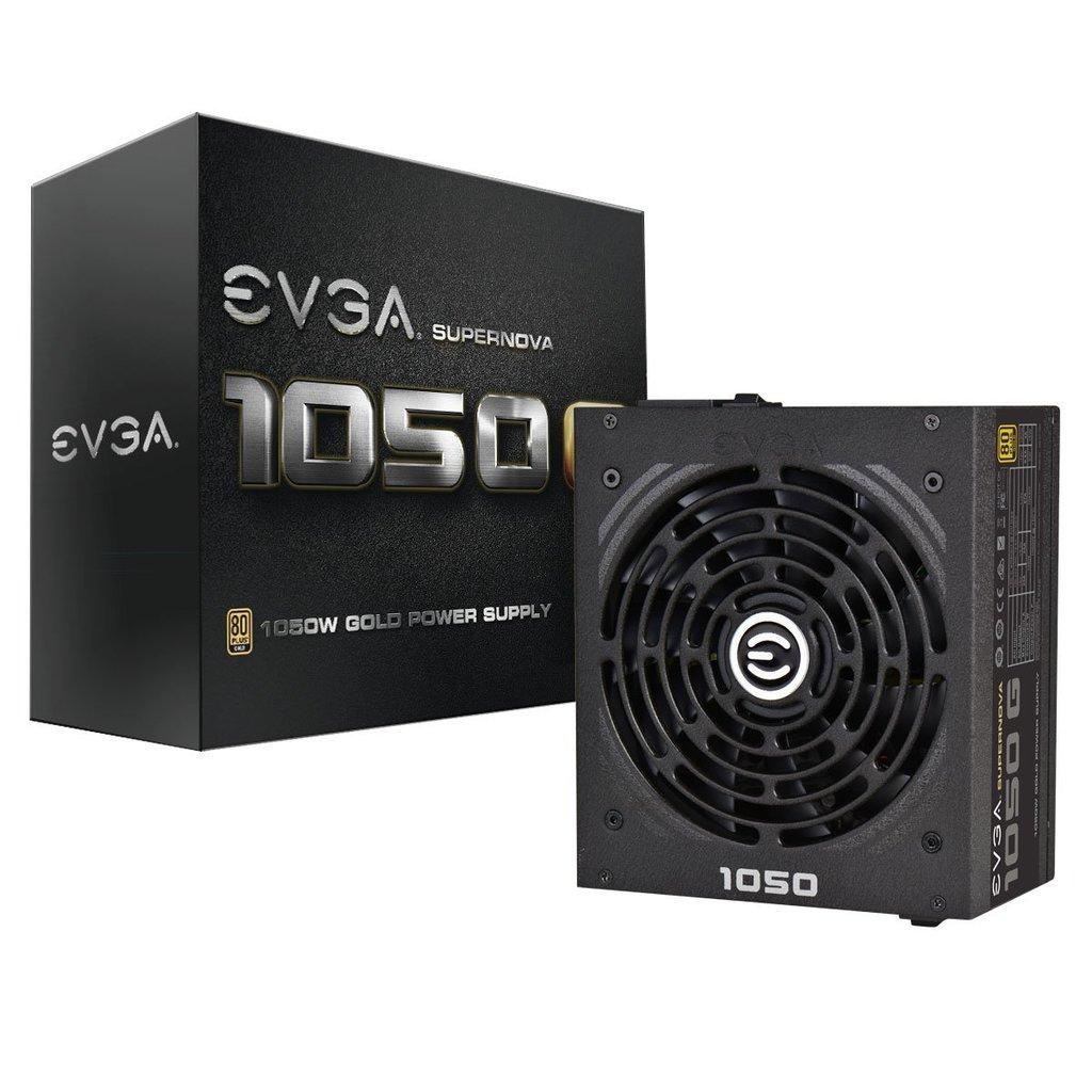 EVGA Supernova GS 1050W review