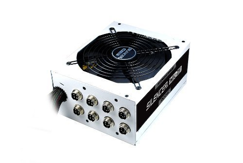 Cooling Silencer Series 1200 review