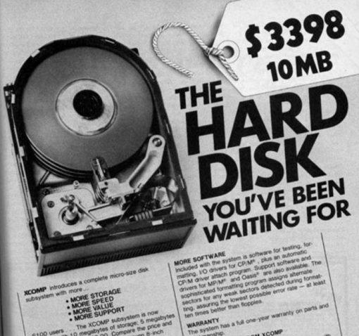 huge hard drive price