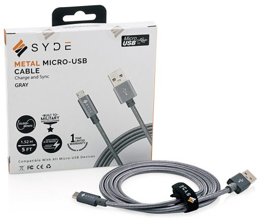 durable usb micro cable