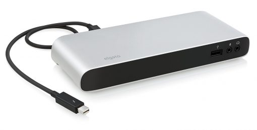 Elgato Thunderbolt 2 Laptop Dock with Thunderbolt Cable