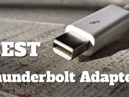 best thunderbolt adapter