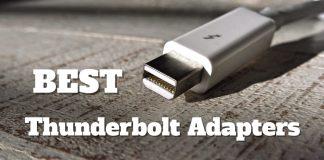 best thunderbolt adapter