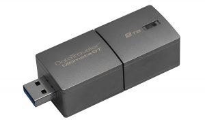 Kingston DataTraveler Ultimate GT Flash Drive amaz