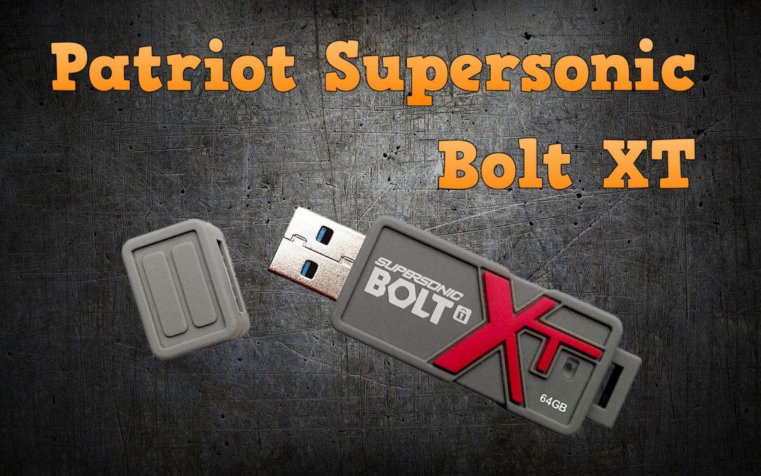 Patriot Supersonic Bolt XT featured