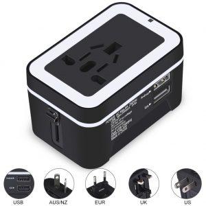 Travel Adapter CoolingTech