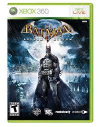 Batman: Arkham Asylum Review for Xbox 360