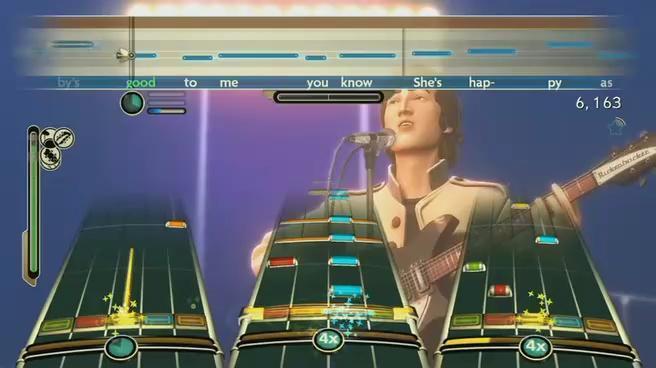 Beatles gameplay