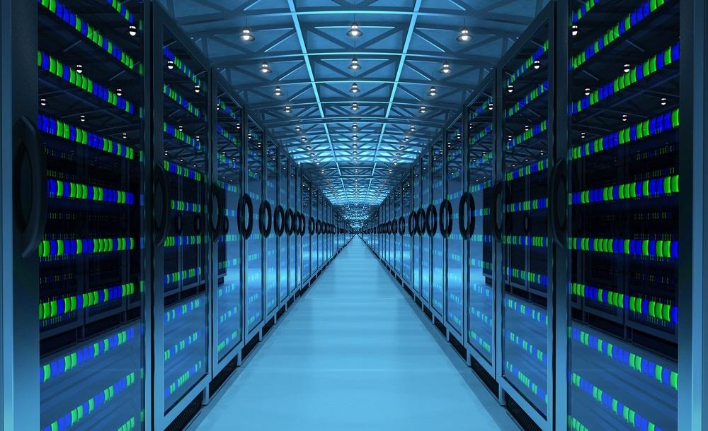 Endless data center, what are petabytes, exabytes, terabytes, gigabytes explained