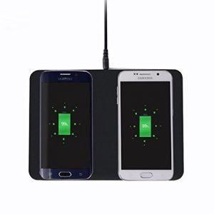 Itian Dual Qi Wireless Charging Pad Q300