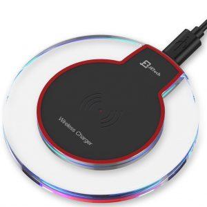 JETech Ultra-Slim Wireless Charging Pad