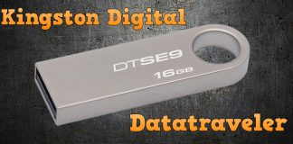 Kingston Digital Datatraveler featured