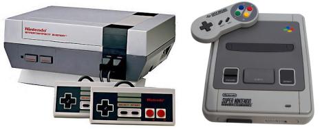 NES and SNES