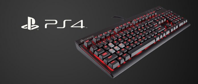 PS4 keyboards featured