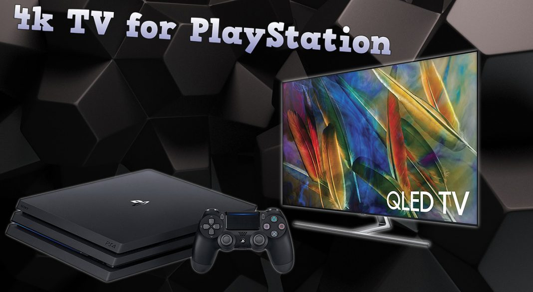 Top 9 Best 4K TVs for PS4 Pro 2019 « HDDMag