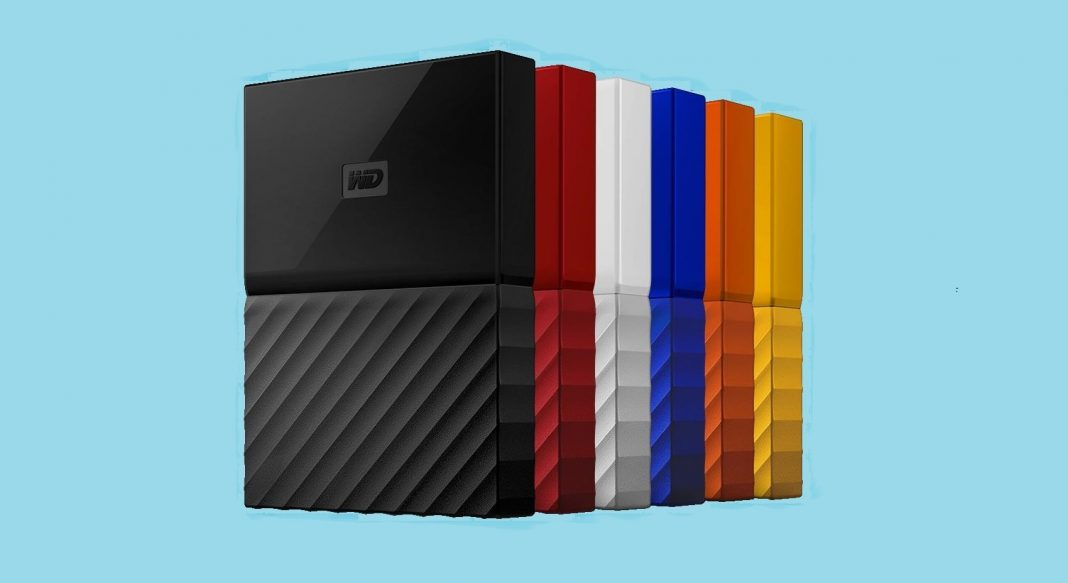 For Western Digital WD My Passport Portable External Hard Drive 1TB 2TB 3TB 4TB