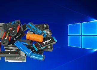 win10 flash drive