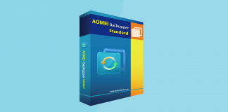 AOMEI Backupper free backup software review , standard version