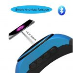 CAMTOA Wireless Bluetooth Wrist Speaker functions